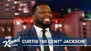 Curtis '50 Cent' Jackson on Eminem, Dr. Dre & End of 'Power'
