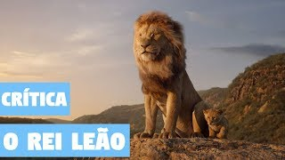 Vídeo: o que achamos de 'O Rei Leão', nova adaptação da Disney?
