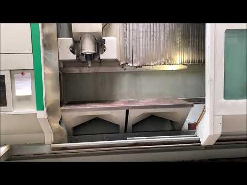CNC verticaal bewerkingscentrum UNISIGN UNIPRO 5-P 2002