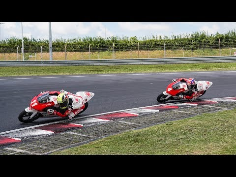 Race 1: Full Race | Round 4:  Chang International Circuit | 2019 Idemitsu Asia Talent Cup