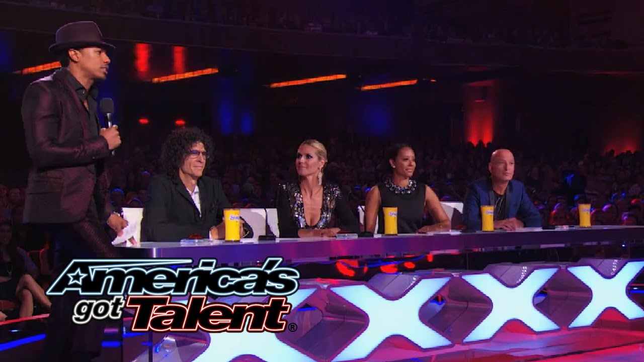 Howard, Heidi, Mel and Howie Answer Viewer Questions - America's Got Talent 2014 thumbnail