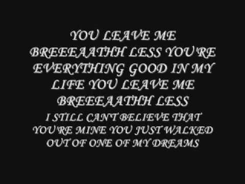 Breathless by Shayne Ward lyrics
