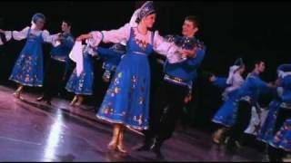Kalinka - Russian Folk Dance. Alexandrov Red Army Choir. Ruso Danza . Russe Danse Folklorique