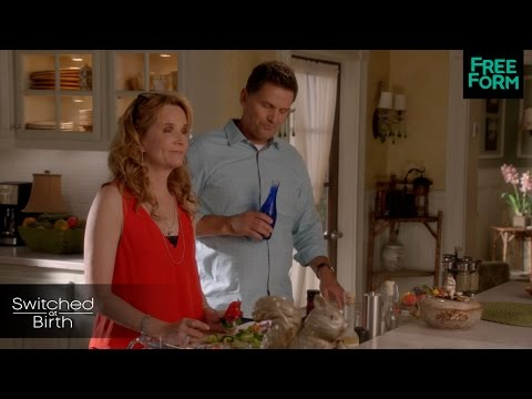 Switched at Birth 4.16 (Clip 'Kathryn & John')