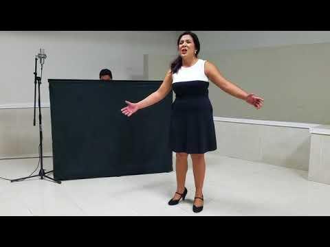 Shaelyn L. Roman-Martinez Mezzo-soprano  Italian Art Song: Sorge il sol! Che fai tu? Composer: Stefano Donaudy (1879 - 1925)