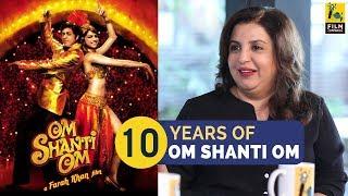 10 Years of Om Shanti Om   Farah Khan Interview with Anupama Chopra
