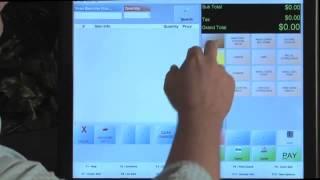 Cash Register Express (CRE) - Hardware-Software Set-up & Orientation