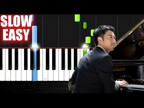 Yiruma - River Flows in You - SLOW EASY Piano Tutorial by PlutaX