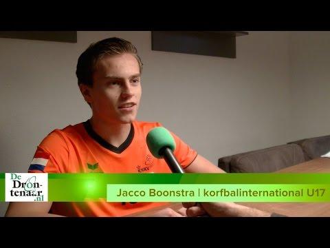 VIDEO | ASVD-korfballer Jacco Boonstra: ,,We mòeten eigenlijk wereldkampioen worden''