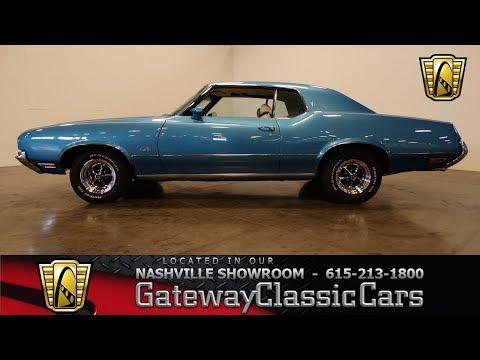 Video of '72 Cutlass - L44D