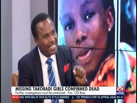 Missing Takoradi Girls Confirmed Dead - AM Show on JoyNews (16-9-19)
