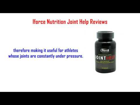 Iforce Nutrition Joint Help Reviews   Does Iforce Nutrition Joint Help Work, Side Effects And Ingred