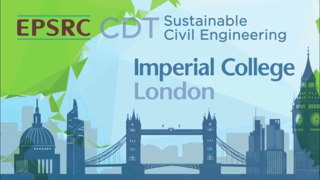 The CDT in Sustainable Civil Engineering is looking to recruit passionate, driven individuals who want to take up positions in society where they can make a difference.