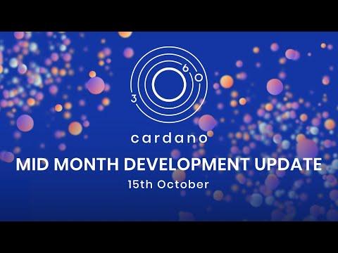 Mid Month Development Update – October