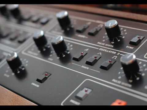 Sequential Prophet 5 Audio Demo