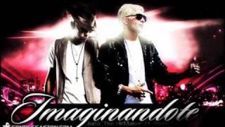 Imaginandote - Juno The HitMaker  Feat. Yomo, Cheka (Official Remix)