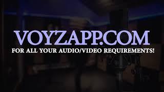 Professional voice actors, quick TAT, compare prices and hire online @Voyza
