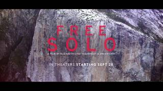 """""""Gravity"""" From The Film   """"Free Solo"""""""