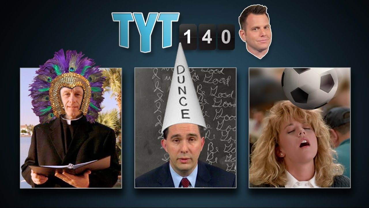 Maliki Criticized, Church To Marry Gays, New Humans & Durex On Soccer | TYT140 (June 20, 2014) thumbnail