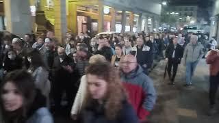 Zaldibar Argitu manifestazioa Eibarren