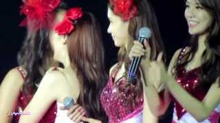 [1080P] 131109-10 #2 YoonYul's Moment (Part 2) - Jealous On You By Thyaforsoshi