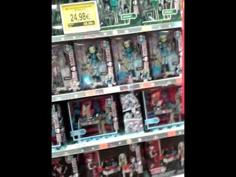 Monster High puppen kaufen