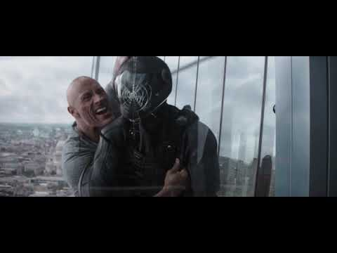 HOBBS vs SHAW - Elevator Action Scene - FAST AND FURIOUS v french (TOP MOVIES)