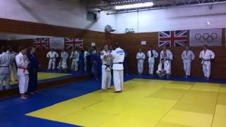 preview picture of video 'Judo Masterclass from Vasile Panfil at Welwyn Garden City Judo Club'