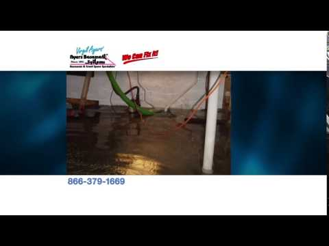 The rainy season can bring a lot of water into your basement. Long periods of dry weather can cause your foundation to shift. 