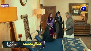 Khuda Aur Mohabbat Teaser 32 Review By showbiz glam