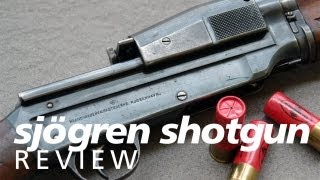 sjogren inertial shotgun forgotten weapons - Thủ thuật máy