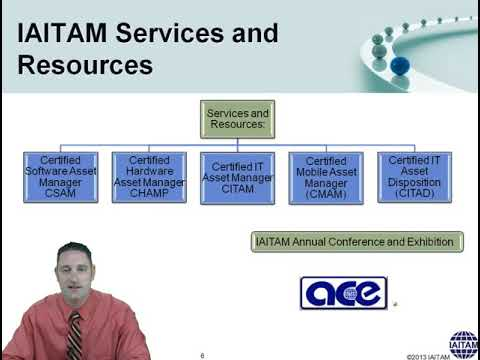 Certified Mobile Asset Manager (CMAM): IT Asset Management ...