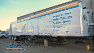 How to Prepare a Rental Mobile Boiler to be Shipped