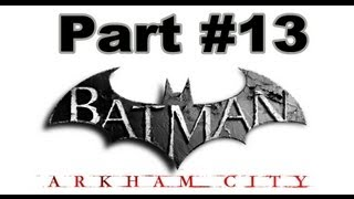 preview picture of video '#13 Batman: Arkham City -  Batman tötet nicht (Let's Play / Xbox 360 / Deutsch)'