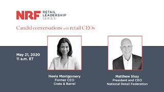 NRF Retail Leadership Series: Neela Montgomery, CEO, Crate And Barrel