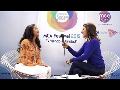 Entrevista a Dangella Romero en MCA Festival 2019