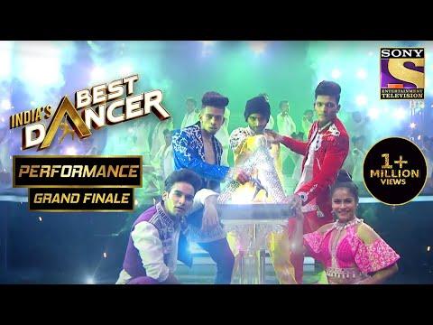 Download Top 5 ने दिया एक जानदार Performance | India's Best Dancer | Grand Finale HD Mp4 3GP Video and MP3