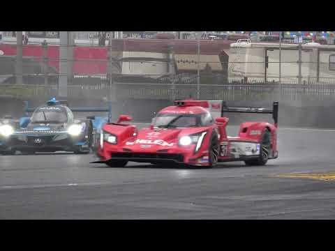 IMSA ウェザーテック・スポーツカー・チャンピオンシップ デイトナ予選のハイライト動画