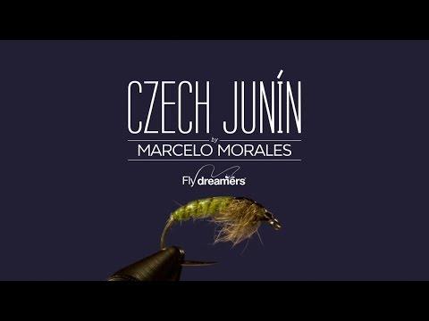Fly Tying: Czech Junín