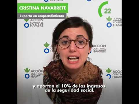 60 seconds Challenge - Emprendedoras mujeres migrantes