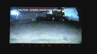 PAC VCI-LPB2 Rearview Backup Camera on AVIC-Z110BT