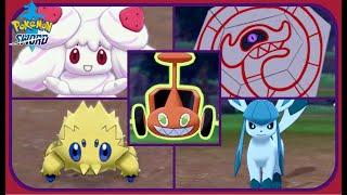 Runerigus  - (Pokémon) - Pokemon Sword - Pokemon Camp II