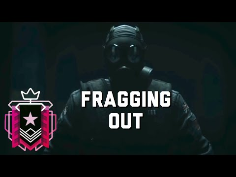 FRAGGING OUT - Rainbow Six Siege Console Champion