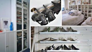 10 Best IKEA Hacks For Shoe Storage