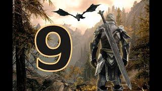 Приключения мечника в мире Скайрима (РЕДОН+куча модов) #6(ЧАСТЬ2)