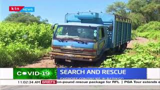 Search and rescue: Search operation of unaccounted for officers swept by floods ongoing in Baringo