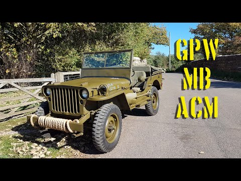 Do you know the easy way to identify Willys MB jeeps?