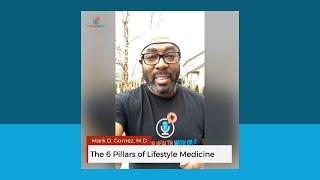 The 6 Pillars of Lifestyle Medicine