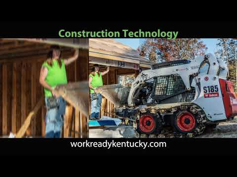 Learn construction technology skills and get a better job, tuition-free!