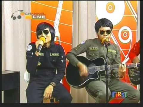 Casbie Live Performed di FYI. (Courtesy O'Channel)